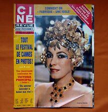 CINE REVUE 1981 CINEMA ACTEUR ACTRICE BRIALY CARRADINE GASSMAN VLADY DALLAS