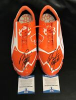 RICKIE FOWLER SIGNED AUTO PGA PUMA SUPER CELL FUSION ICE CLEATS BAS BECKETT 3
