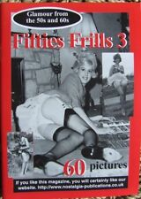 """""""Fifties Frills No 3"""".  Book of Yet More Super Vintage 1950/60's Lingerie Photos"""