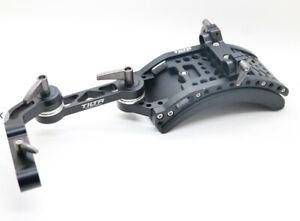 Tilta Offset Shoulder Pad For 15MM A7S-II BMPCC  Blackmagic Ursa Mini Video Cage
