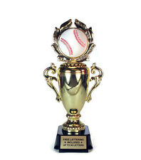 Baseball Cup Trophy- Custom- Home Run- Winner- Team- Midi Series- Free Lettering