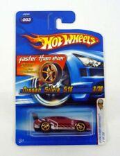 Artículos de automodelismo y aeromodelismo rojos Hot Wheels Nissan