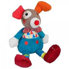 EBULOBO Peluche Gustave, Le schmuse-clown NEUF #10067