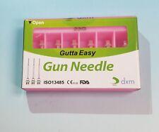 Obturation Gutta Easy Gun Tips 23G  6 Tips EndoApex System Endodontic [DXM]