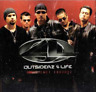 Audio CD - OUTSIDERZ 4 LIFE - Not Enough - USED Like New (LN) WORLDWIDE