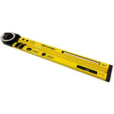 BRAND NEW MULTI FUNCTION RULER ANGLE FINDER SPIRIT LEVEL 500mm / 20inch 0-270°