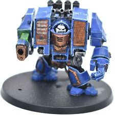 Warhammer 40K Space Marine Librarian Dreadnought Painted