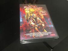 ROJO SANGRE DVD PAUL NASCHY PRECINTADA NUEVA