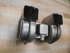 Klein Ventilatoren DNG 3-9,6 D/S, Volume 500m³/h, Druck 110 Pa, Edelstahlgehäuse