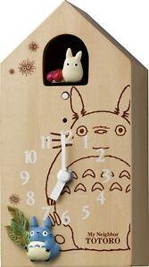 My Neighbor Totoro Karakuri character every wall clocks Totoro JP