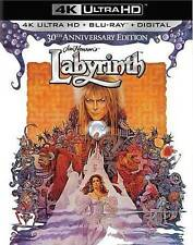 Labyrinth (4K Ultra HD Blu-ray, 2016, 30th Anniversary 4K Ultra HD Blu-ray)