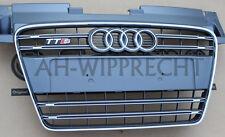 Original TTS Grill Kühlergrill Audi TT S 8J Chrom Frontgrill Gitter Chromgrill