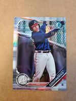 2019 Bowman Chrome Prospects #d /499 Refractor William Contreras #BCP-148 Rookie