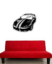 Wall Stickers Vinyl Decal Racing Car Excellent Decor for ​​Garage Sports (ig510)