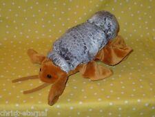 "Caltoy GLOVE HAND PUPPET HERMIT CRAB 11"" long Plush Stuffed Animal"
