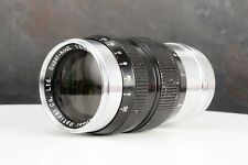 ~Super Acall 135mm F3.5 Kyoei Optical LTD Lens M39 Leica Screw Mount