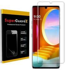 SuperGuardZ Clear FULL COVER Screen Protector Guard Shield For LG Velvet