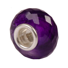 Novobeads Gemstones 7213 Faceted Amethyst