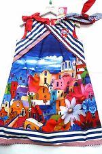 SO 17 Rosalita SENORITAS Niñas Vestido pomerania con cinta pelo talla 116 -140