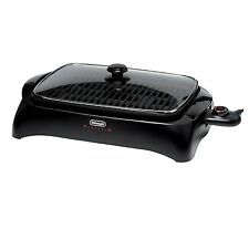 Indoor Grill Smokeless Nonstick Removable Plate Portable Bbq Barbecue Thermostat
