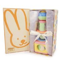 Tolo Toys - Baby Stacking Activity Shapes in box Perfect shower gift