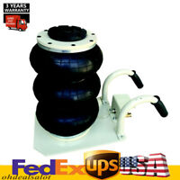 3 Ton Lift 6600lbs Air Pneumatic Jack Air Bag Jack Max 18in Lift Height Device