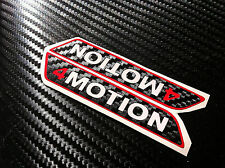 Golf 5 V 6 VI  Carbon Rot 4 Motion Folien Sitzemblem Sticker Aufkleber