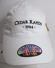 Cedar Rapids Hat Cap Iowa 1904 USA Embroidery Unisex New
