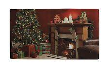 "Christmas Holiday Greeting Warm Welcome Printing Door Mat 28"" x 17"""