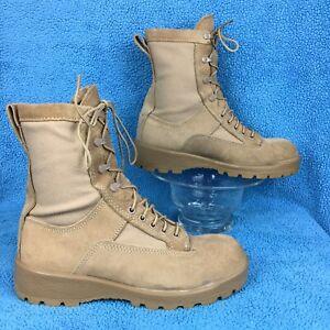 BATES GORE-TEX VIBRAM Waterproof Flight Combat Military Tactical Boots men's 6.5