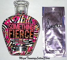 NEW SOMETHING FIERCE INDOOR TANNING BED TAN LOTION DESIGNER SKIN + snooki