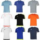 adidas Fußball Trikot T-shirt Sport Hemd Polyester T shirt NEU S M L XL 2XL