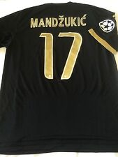 JUVENTUS - MANDZUKIC - Match WORN - Croazia - player ISSUE - no MILAN - INTER