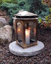 Grave Lantern Socket Lamp Light Ornaments Heart Candles