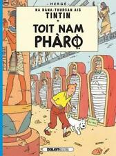 Toit Nam Pharo HERGE Dalen Gillebride Macillemhaoil Tintin in Gaelic Ecossais (g