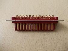 ITW MCMURDO, RP24, Presa, Range di colore rosso, Connettore 24WAY nella confezione originale