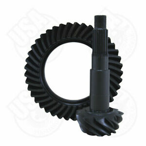 "USA Standard Ring & Pinion gear set for GM 8.2"" in a 4.11 ratio"