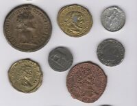 Mix Of Modern Museum Reproduction Coins & Medal | Pennies2Pounds