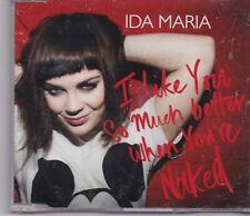 Ida Maria-I Like You cd maxi single