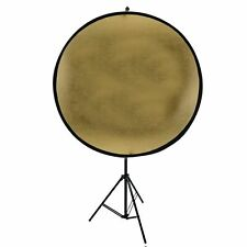 Ex-Pro Collapsible Reflector Holder Veritical Photo Studio Light Stand Tripod