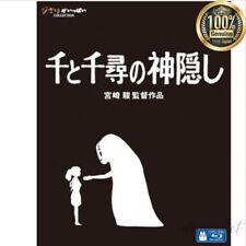 Chihiro Blu-Ray Miyazaki Hayao Manga Sen à Chihiro sans Kamikakushi Japon