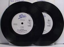 "WHAM The Edge Of Heaven 7"" DOUBLE Single 45rpm Vinyl VG"