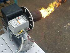 "Beckett Oil Furnace Burner Assembly Model ""AFG"" Series RWB New Nozzle"