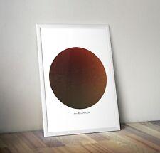 Op Art print (Victor Vasarely, Bridget Riley, Jesús Rafael Soto) moiré