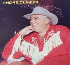 ANDRE CLAVIER CHANTE LES PLUS BELLES MELODIES COUNTRY DE CHEZ NOUS EC5-136