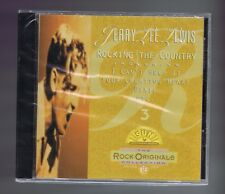 CD (NEW) JERRY LEE LEWIS VOL 3 ROCK ORIGINALS (SUN ) I CAN'T HELP IT