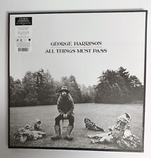 """George Harrison """"All Things Must Pass"""" 3 LP Box 180 gram Vinyl Remastered Sealed"""