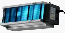 AIR STERIL UV ULTRAVIOLET LIGHT GERMICIDAL IRRADIATION UPPER ROOM AIR PURIFIER