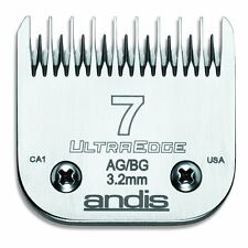 Andis 64080 # 7 UltraEdge Skip Tooth Clipper Blade