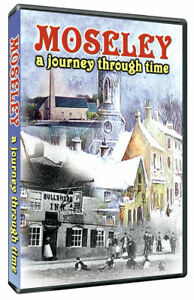 'Moseley A Journey Through Time' DVD